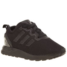 Adidas Black Zx Flux Adv Unisex Toddler