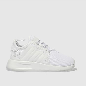Adidas White X_Plr Unisex Toddler