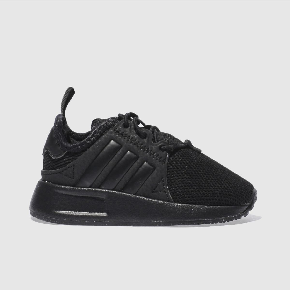 adidas black x_plr Toddler Trainers