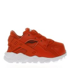 Nike Red Huarache Run Unisex Toddler