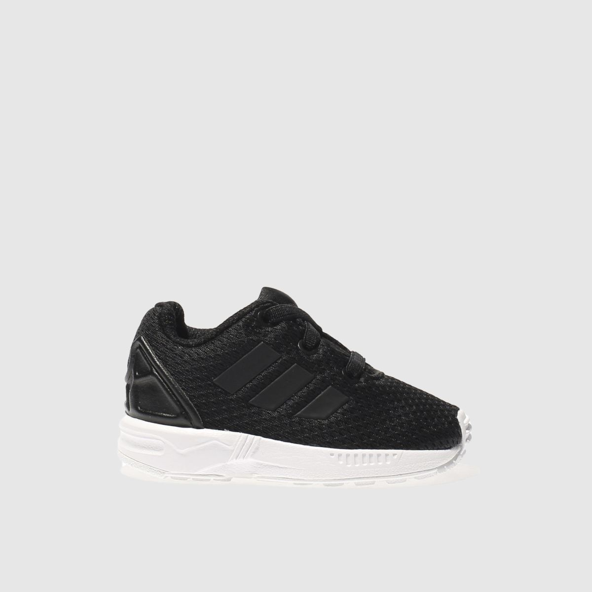 adidas black zx flux Boys Toddler Trainers