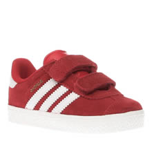 Adidas Red Gazelle 2 Unisex Toddler