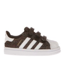 Adidas Black & White Superstar Unisex Toddler