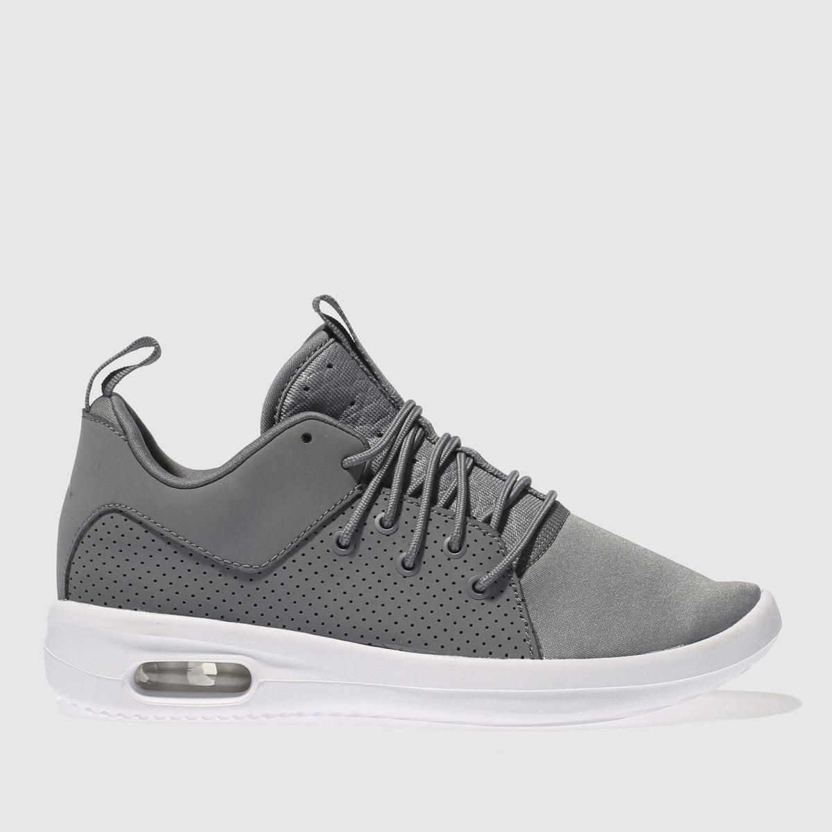 Nike Jordan Grey First Class Junior Trainers