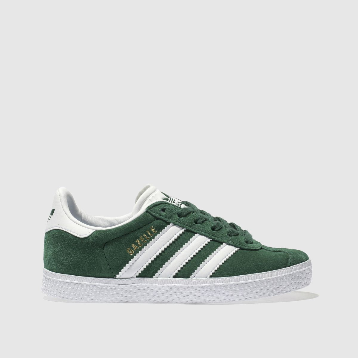 Adidas Dark Green Gazelle Unisex Junior Junior