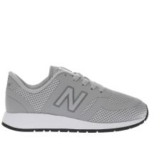 New Balance Light Grey 420 Unisex Junior