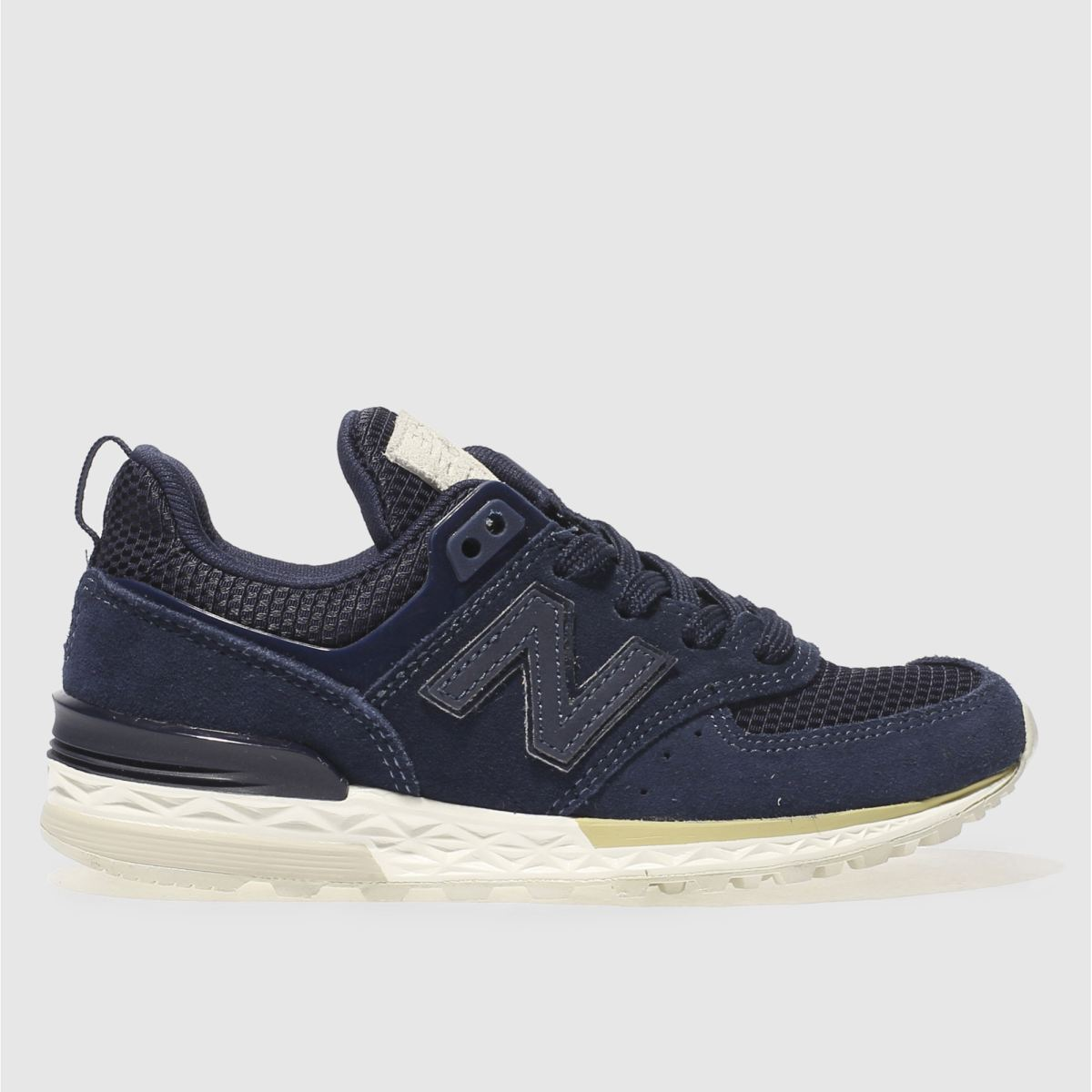 New Balance Navy 574 Sport Unisex Junior Junior