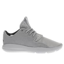 Nike Jordan Grey Eclipse Unisex Junior