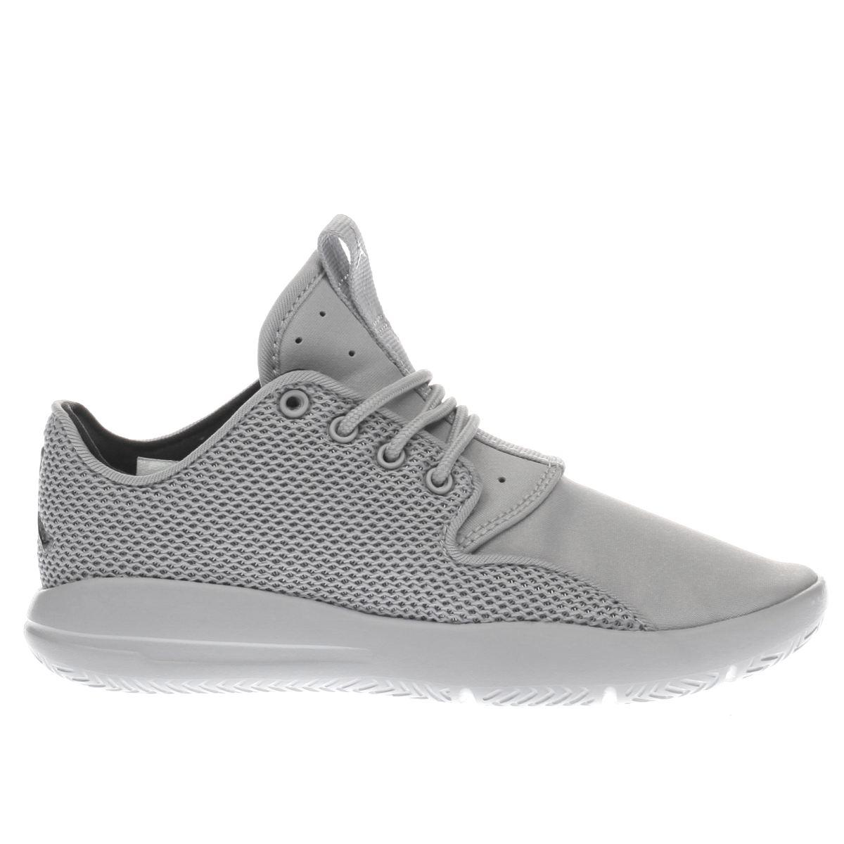 nike jordan Nike Jordan Grey Eclipse Unisex Junior