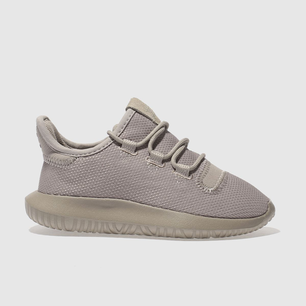 adidas taupe tubular shadow Junior Trainers