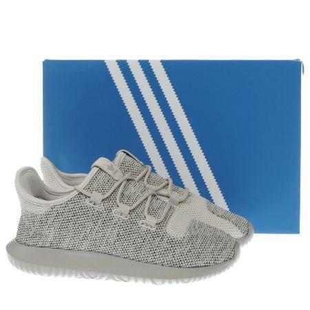 adidas tubular shadow kids white