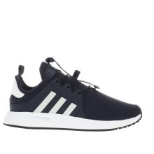 Adidas Navy & White X-plr Unisex Junior