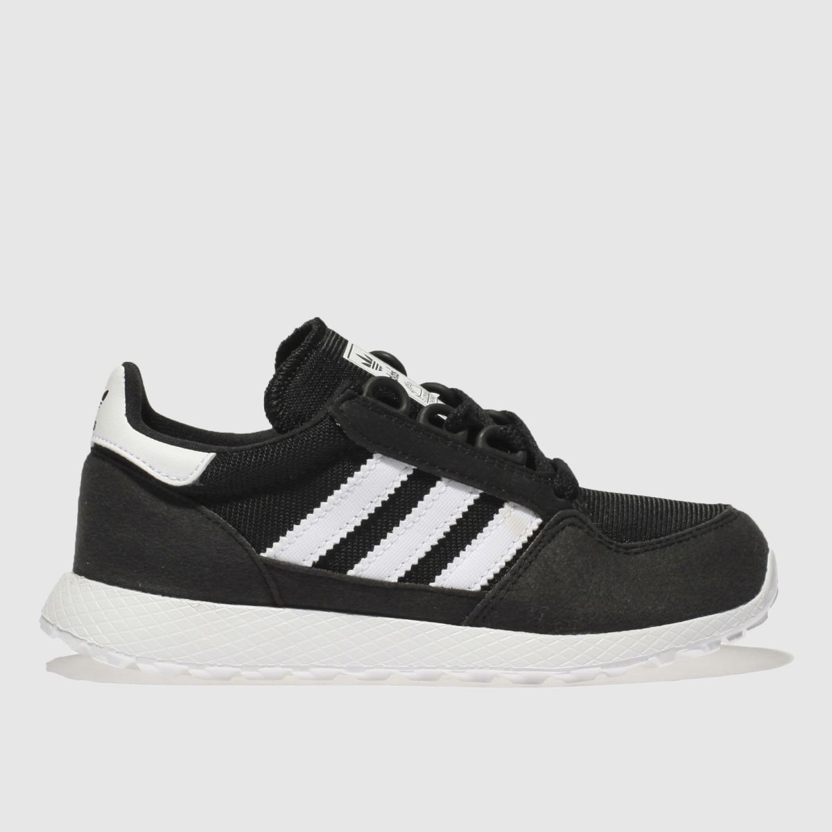 Adidas Black & White Forest Grove Unisex Junior Junior