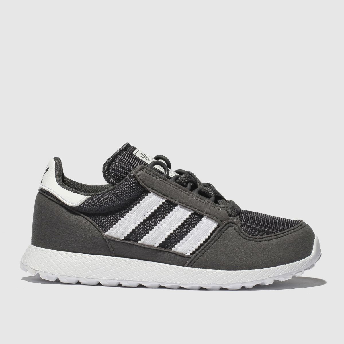 Adidas Grey Forest Grove Trainers Junior