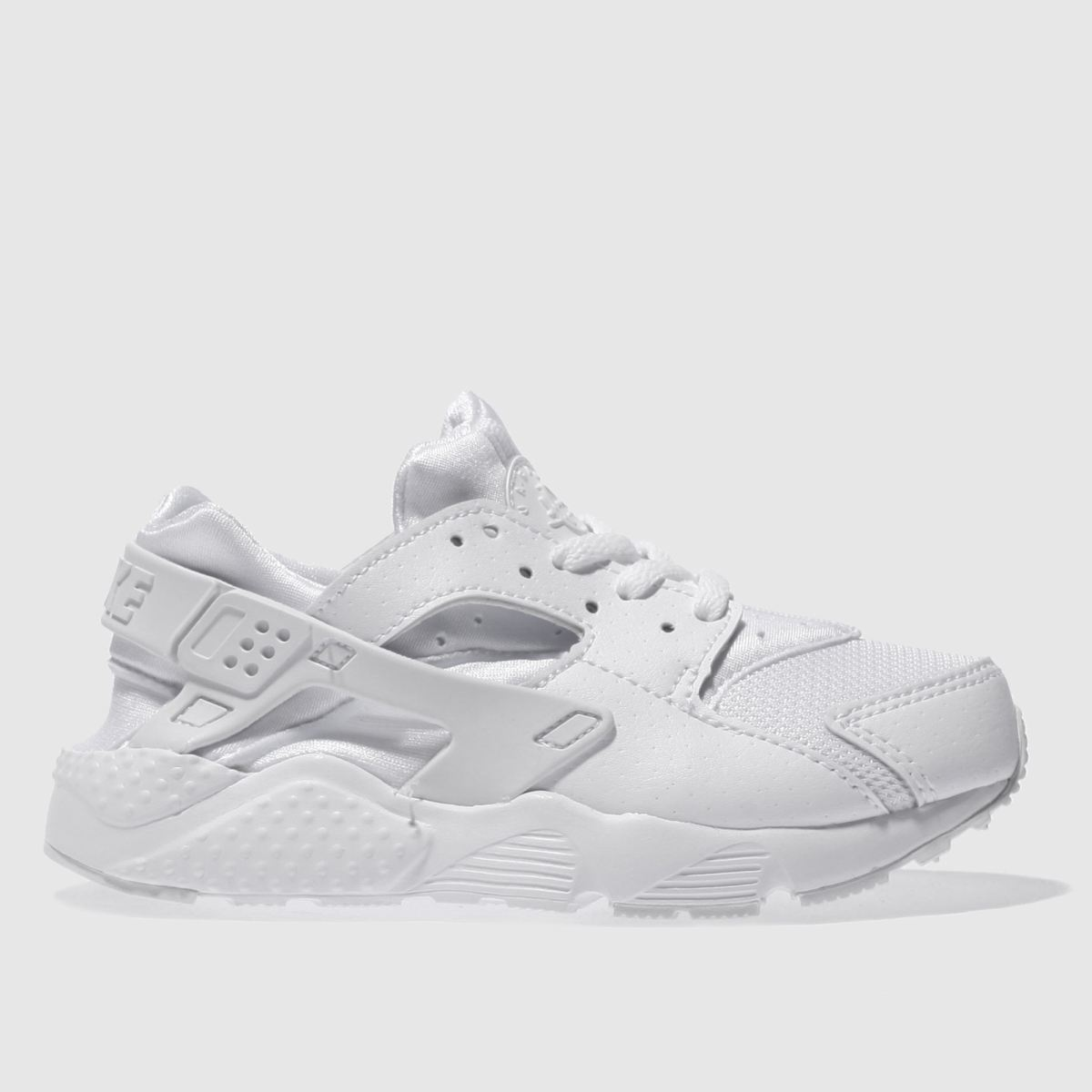 nike white huarache run Junior Trainers