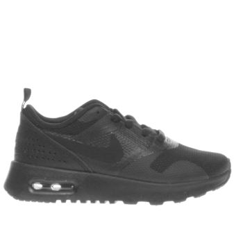 Nike Black Air Max Tavas Unisex Junior