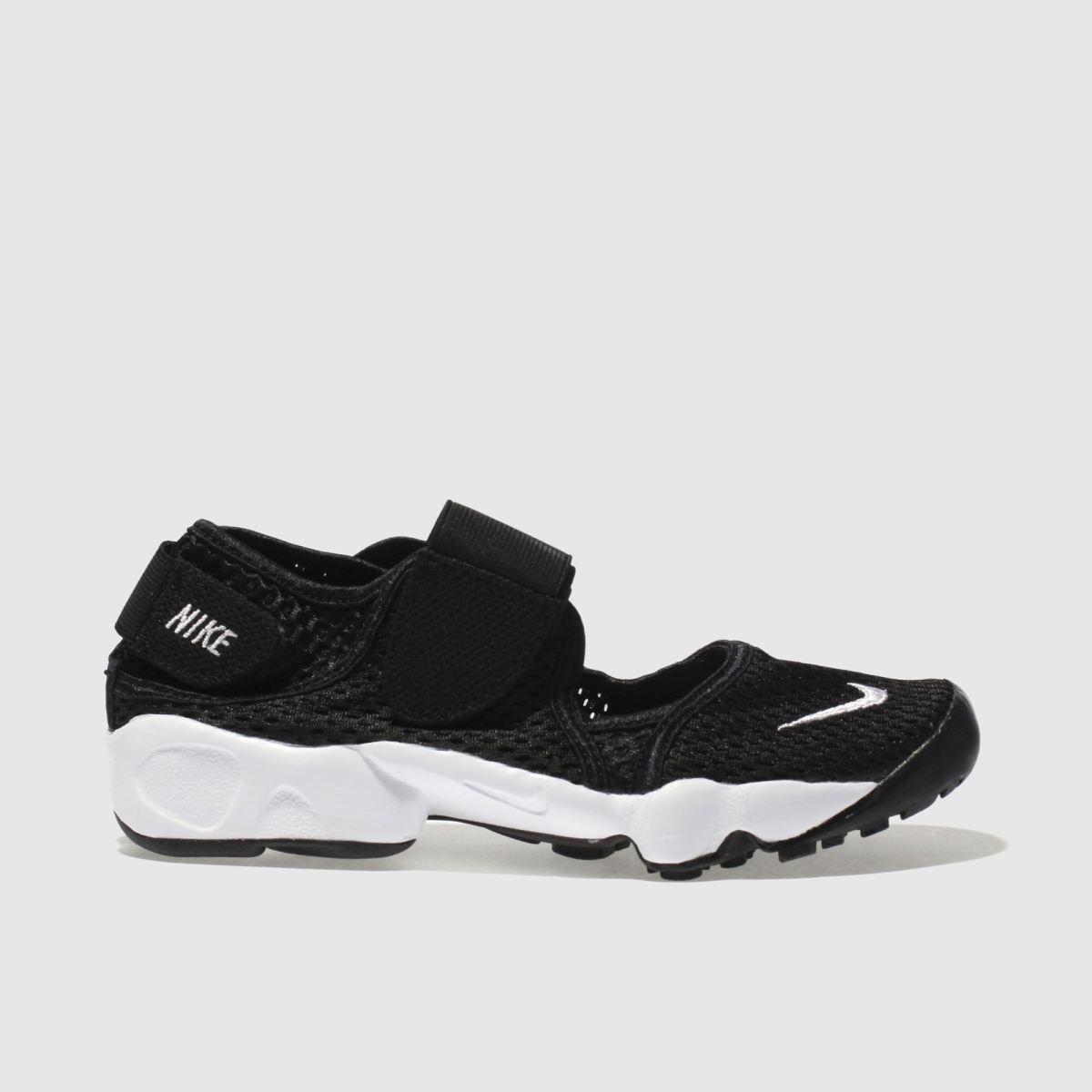Nike Black Rift Trainers Junior