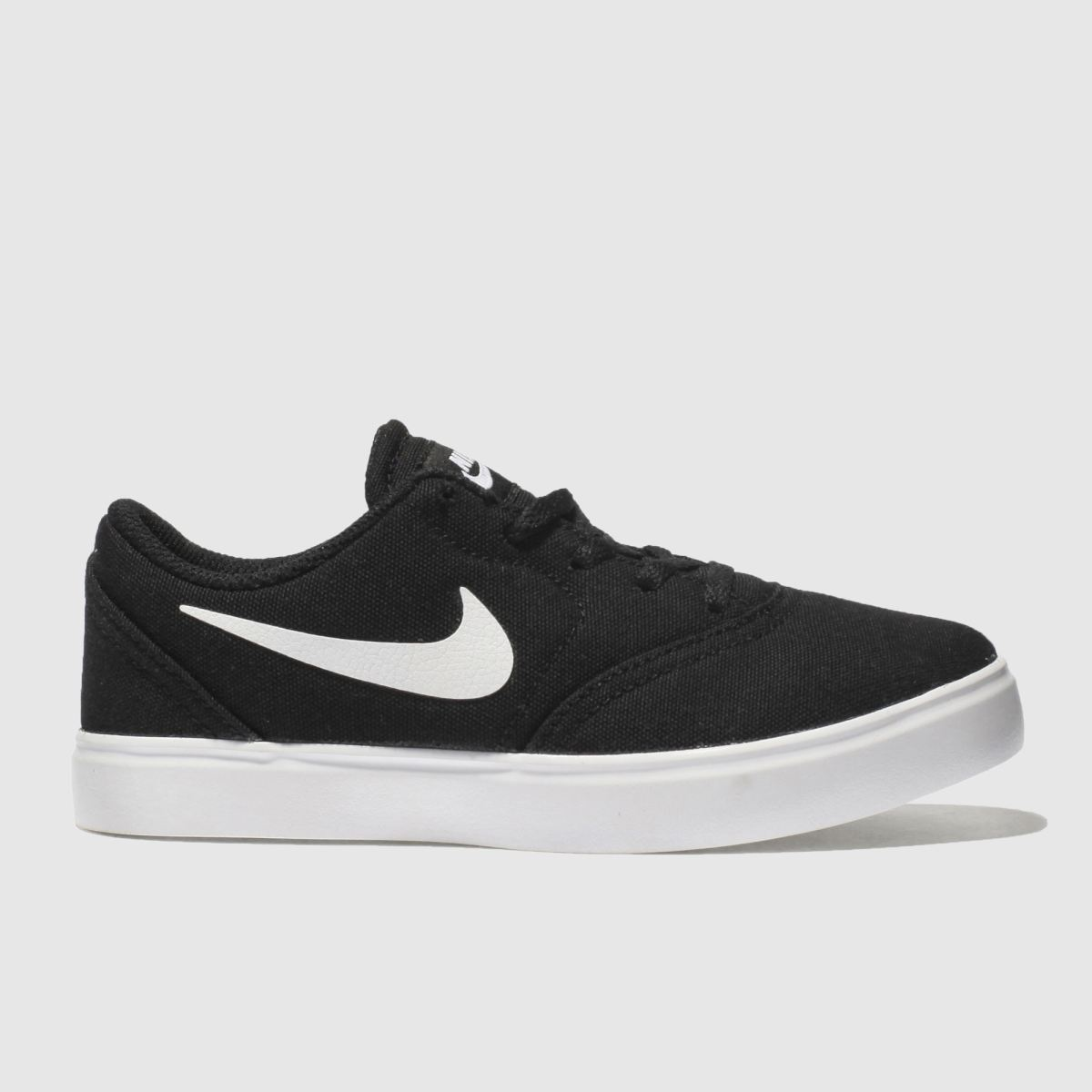 Nike Sb Black & White Check Unisex Junior Junior