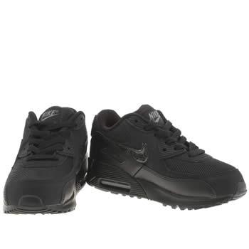 Nike Air Max 90 Black Mesh