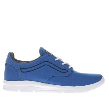 Vans Blue Iso 1-5 Unisex Junior