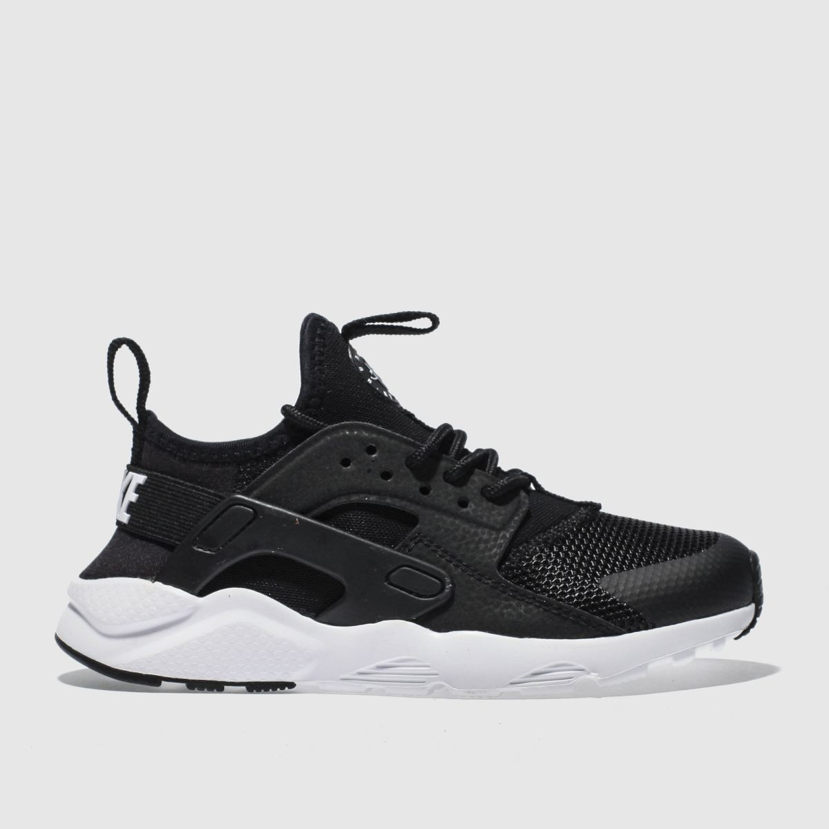 Nike Black & White Huarache Ultra Unisex Junior Junior