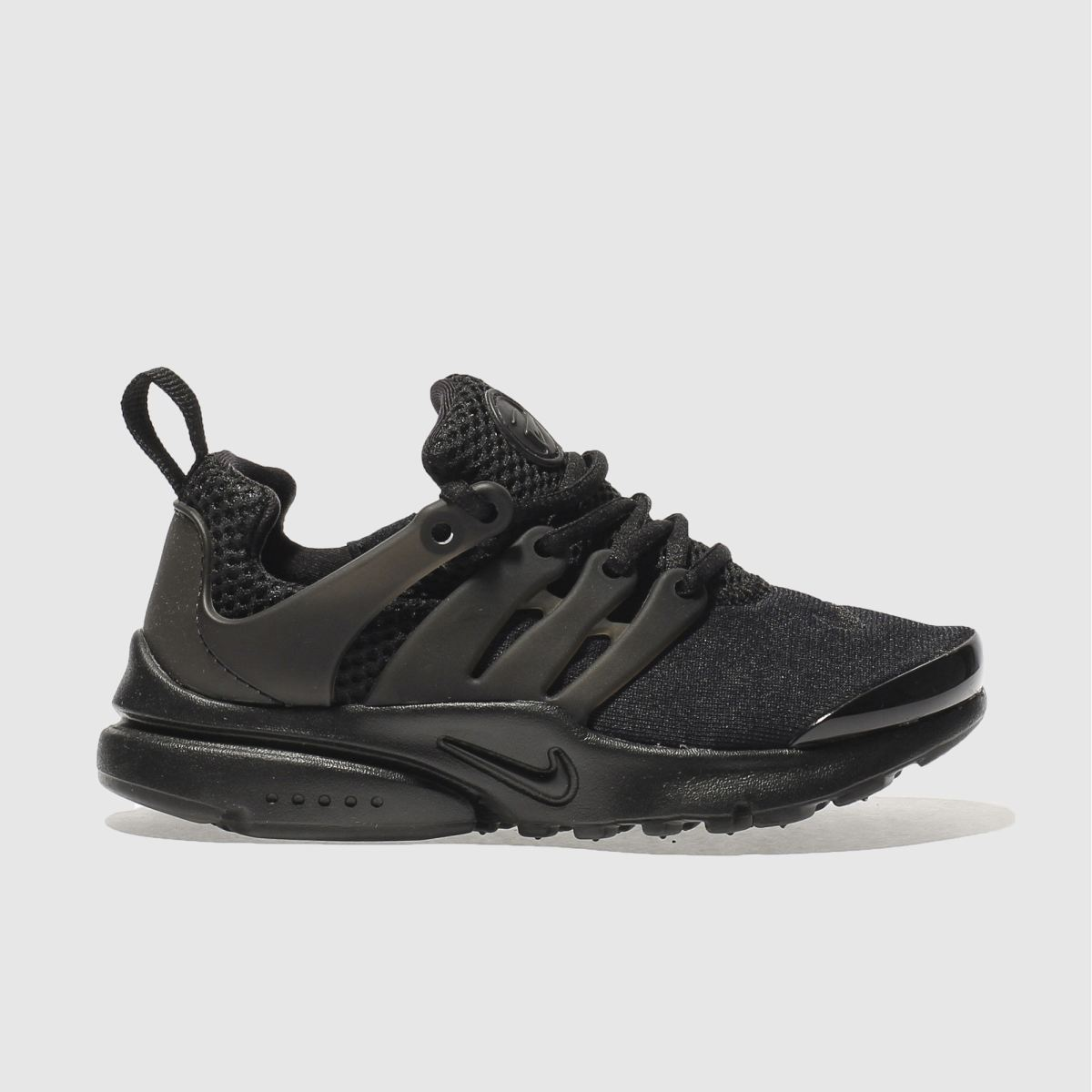 nike black presto Junior Trainers