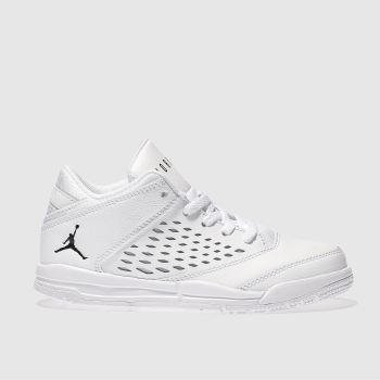 Nike Jordan White Flight Origin 4 Unisex Junior