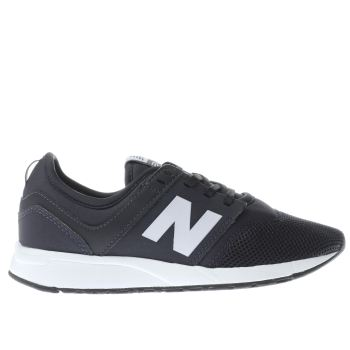 New Balance Navy & White 247 Unisex Junior