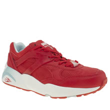 Puma Red R698 Neoprene Unisex Junior