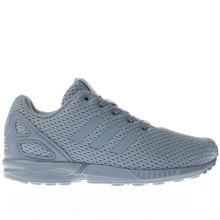 Adidas Blue Zx Flux Unisex Junior