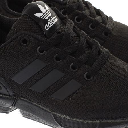 adidas zx flux junior black