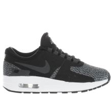 Nike Black & Grey Air Max Zero Unisex Junior