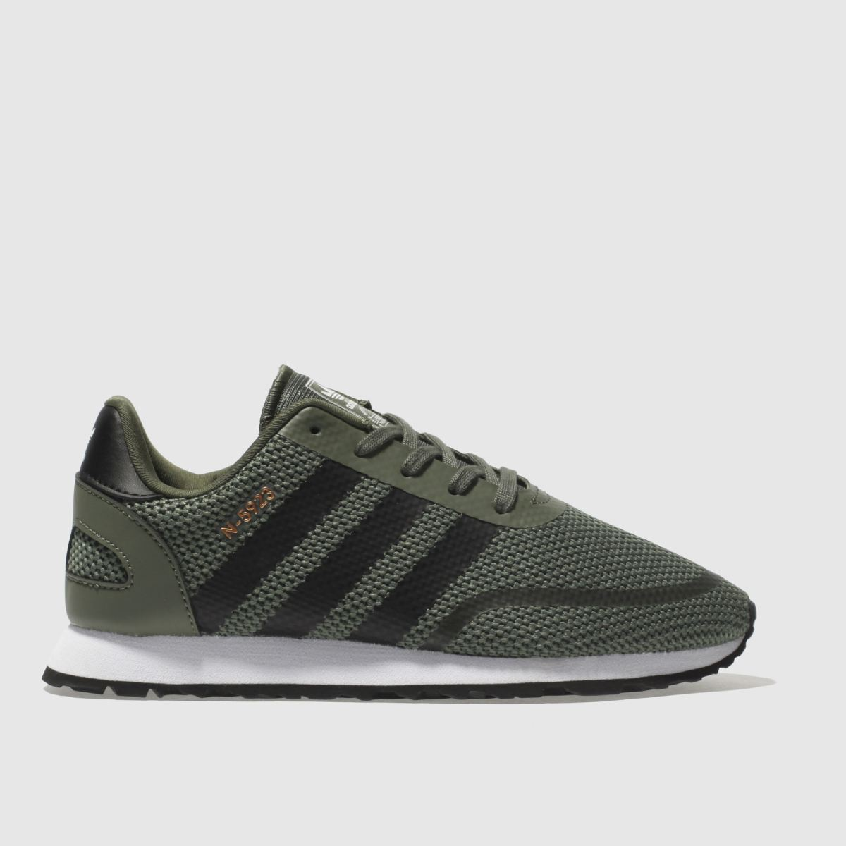 Adidas Khaki N-5923 Trainers Junior