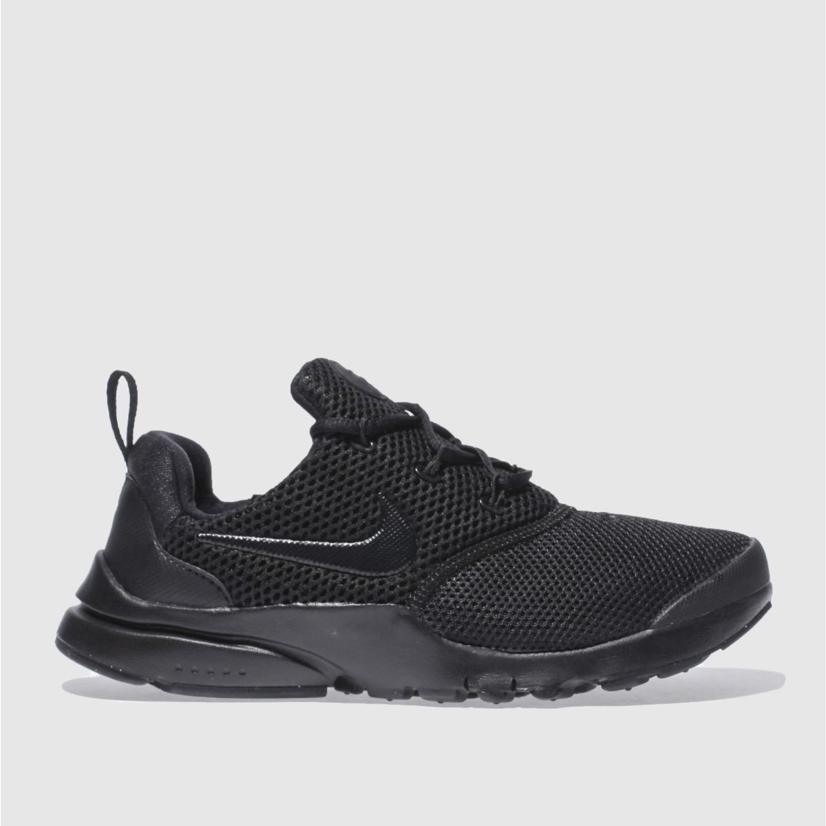 nike black presto fly Junior Trainers