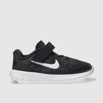 Nike Black Free Run 2 Unisex Junior