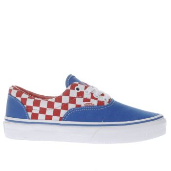 Vans Blue Era Checkerboard Unisex Junior