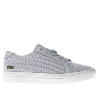 Lacoste Grey L.12.12 Unisex Junior