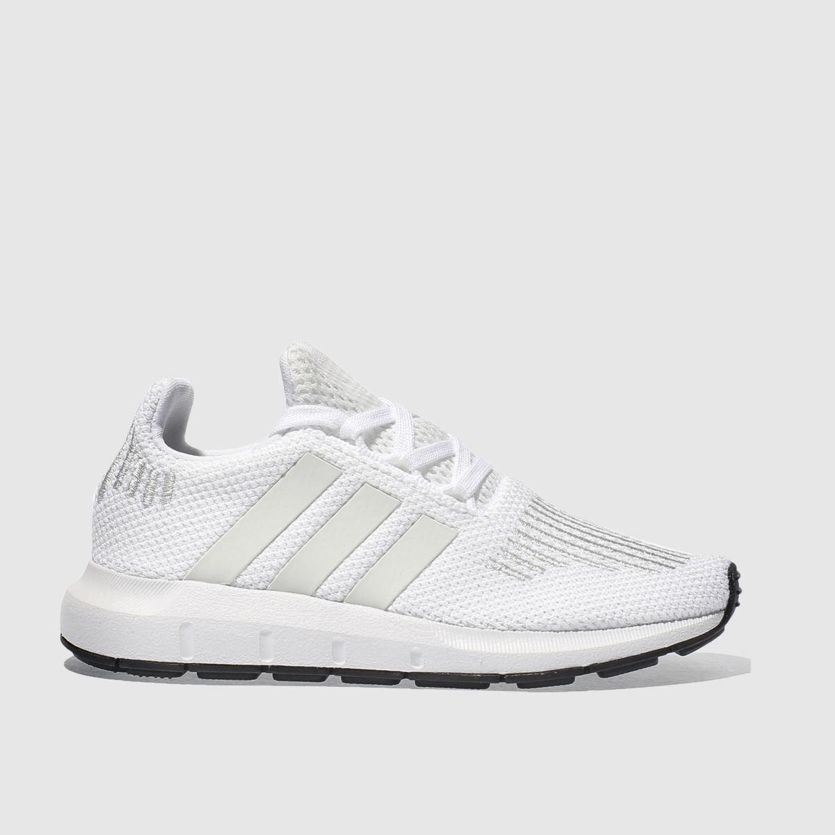 adidas white swift run Junior Trainers