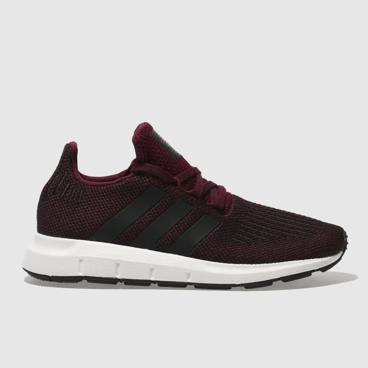 Adidas Burgundy Swift Run Unisex Junior Junior