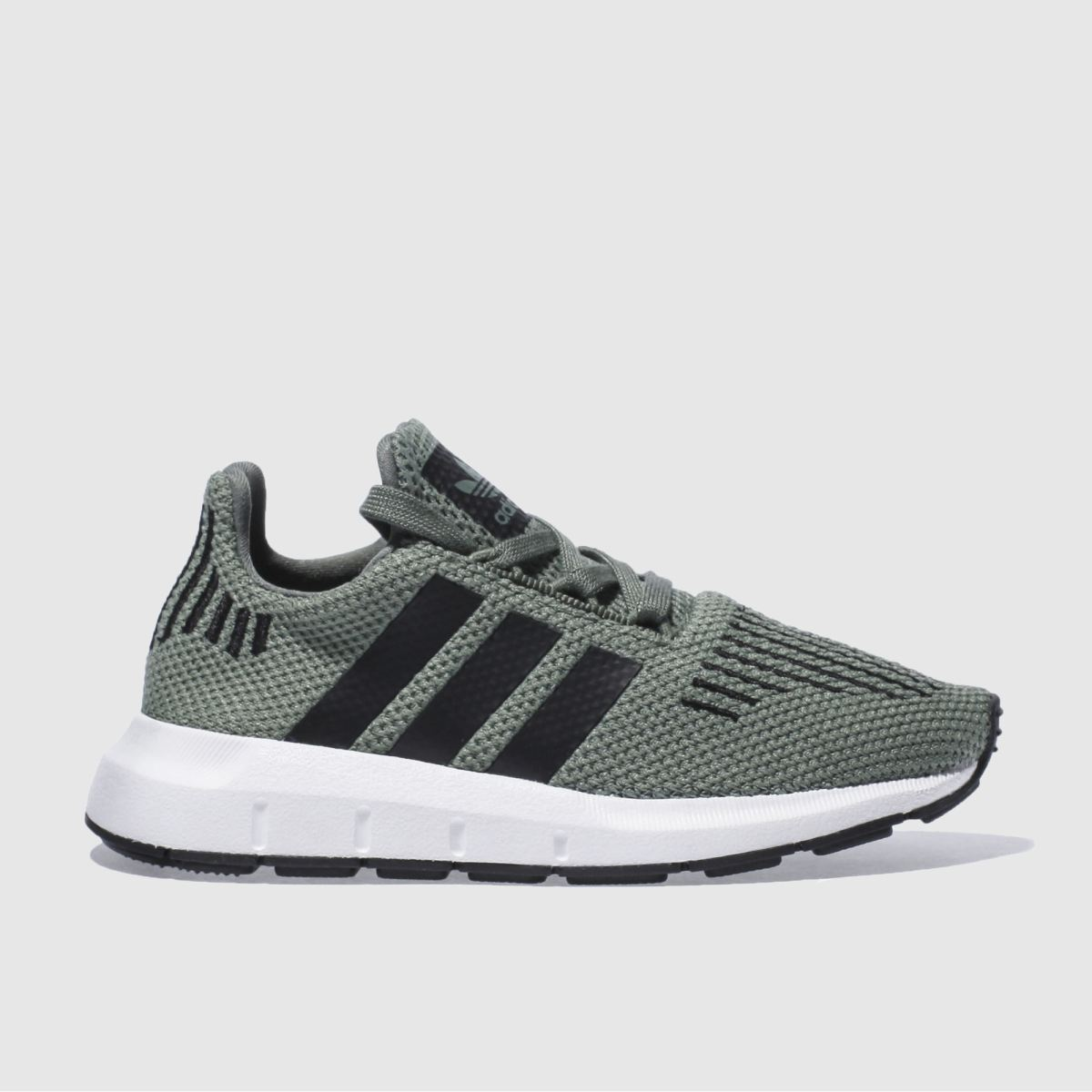 adidas green swift run Junior Trainers