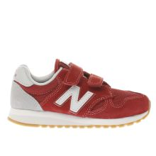 New Balance Red 520 Unisex Junior