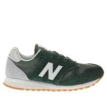 New Balance Green 520 Unisex Junior