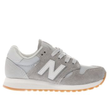 New Balance Grey 520 Unisex Junior