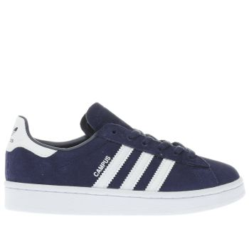 Adidas Navy Campus Unisex Junior