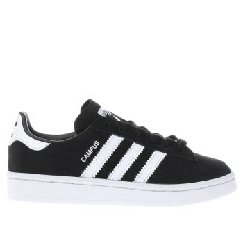Adidas Black Campus Unisex Junior