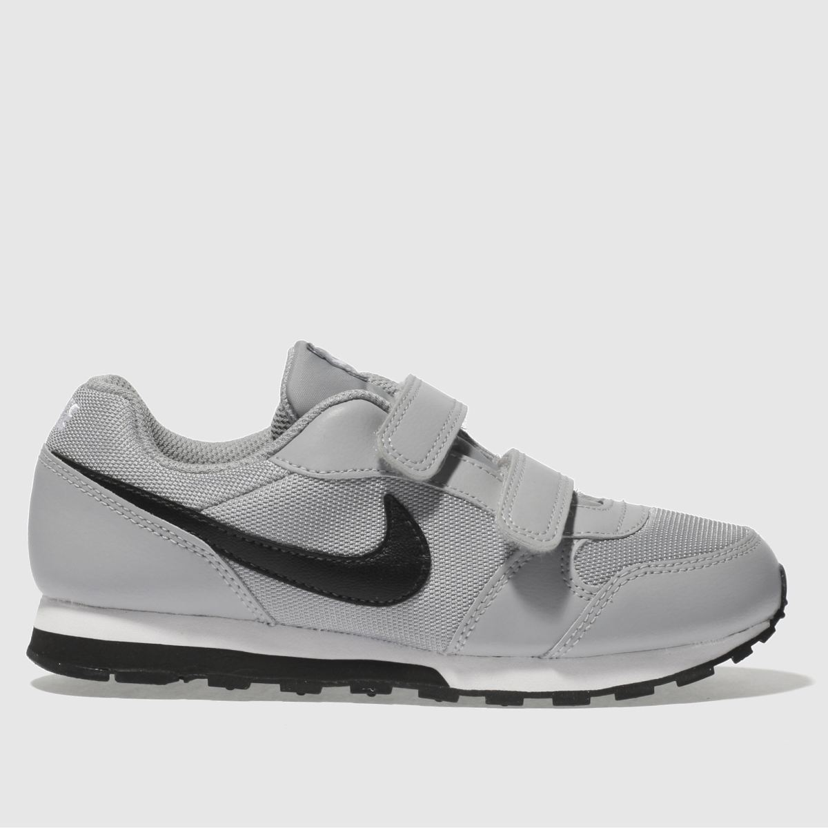 Nike Light Grey Md Runner Unisex Junior Junior