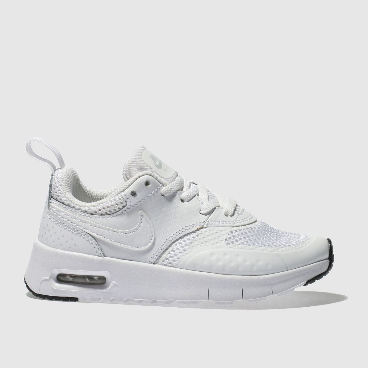 nike white air max vision Junior Trainers