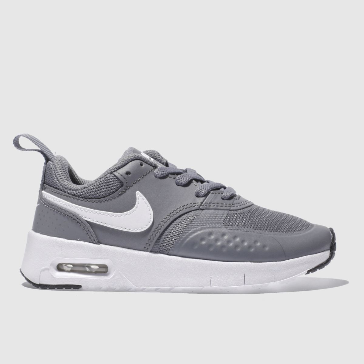 nike grey air max vision Junior Trainers