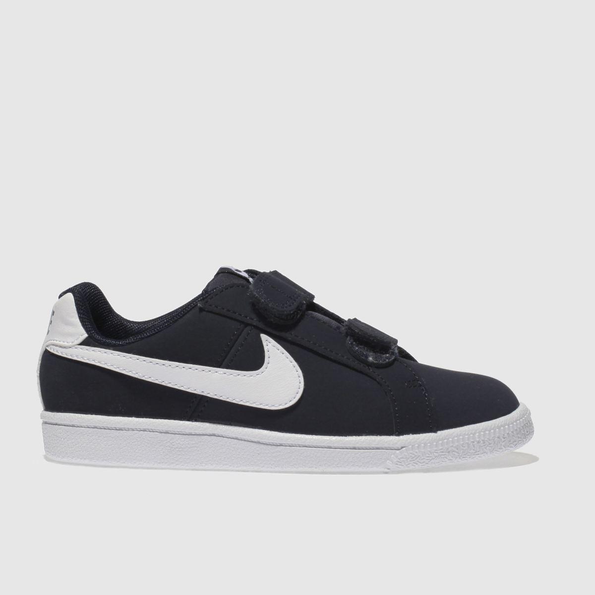 Nike Navy Court Royale Unisex Junior Junior