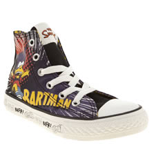 Junior Multi Converse Bartman
